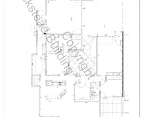 Ponderosa floor plan